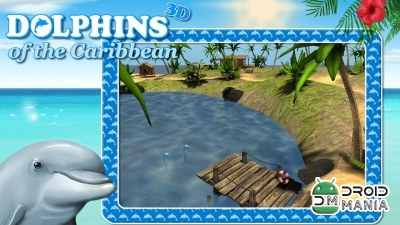 Скриншот Dolphins of the Caribbean №1