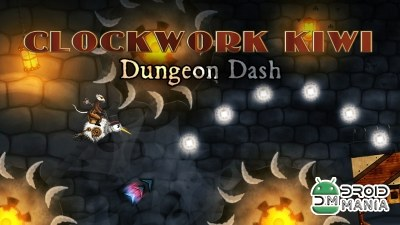 Скриншот Clockwork Kiwi: Dungeon Dash №1