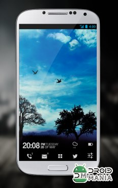 Скриншот Blue Sky Pro Live Wallpaper №2