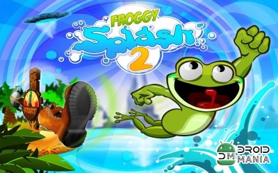 Скриншот Froggy Splash 2 №1