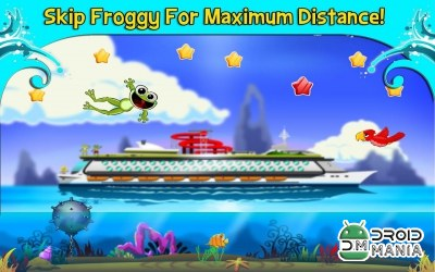 Скриншот Froggy Splash 2 №4