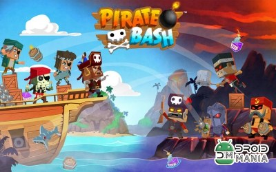 Скриншот Pirate Bash №1