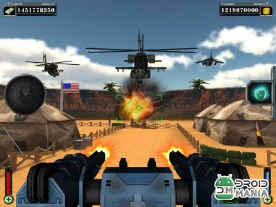 Скриншот Plane Shooter 3D: War Game №1