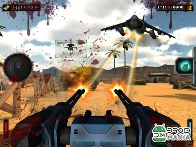 Скриншот Plane Shooter 3D: War Game №3
