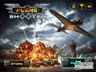 Скриншот Plane Shooter 3D: War Game №4