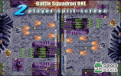 Скриншот Battle Squadron ONE №2