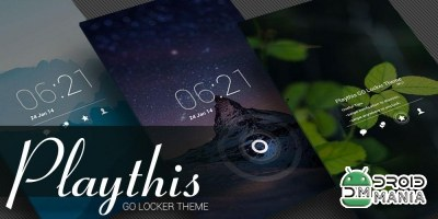 Скриншот PLAY THIS GO LOCKER THEME (Unlocked) №1