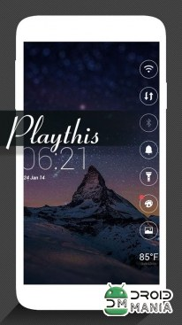 Скриншот PLAY THIS GO LOCKER THEME (Unlocked) №4
