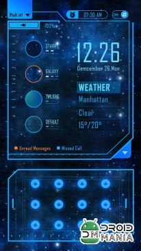 Скриншот TK725 GO LOCKER THEME (Unlocked) №3