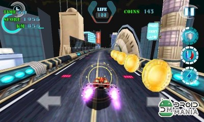 Скриншот Star Speed: Turbo Racing II №3