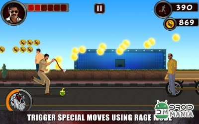 Скриншот Singham Returns The Game №4