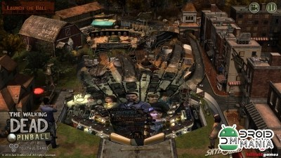 Скриншот The Walking Dead Pinball №2