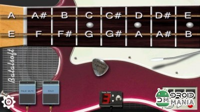 Скриншот Power Guitar HD Pro №3