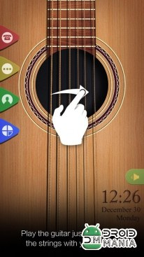 Скриншот Chord GO Dynamic Theme (Unlocked) №1