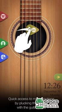 Скриншот Chord GO Dynamic Theme (Unlocked) №2
