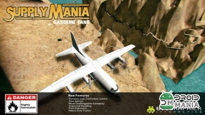 Скриншот 4x4 Supply Mania Gasoline Tank №2