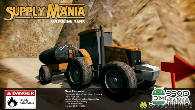 Скриншот 4x4 Supply Mania Gasoline Tank №3