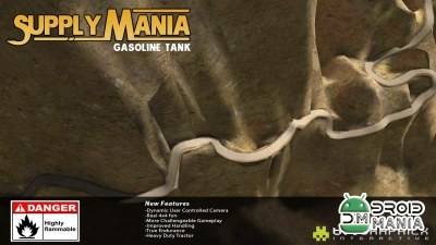 Скриншот 4x4 Supply Mania Gasoline Tank №4