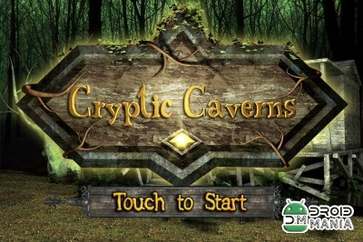 Скриншот Cryptic Caverns HD №1