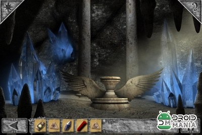 Скриншот Cryptic Caverns HD №3
