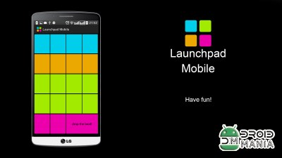 Скриншот Launchpad Mobile Lite №1