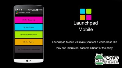 Скриншот Launchpad Mobile Lite №2