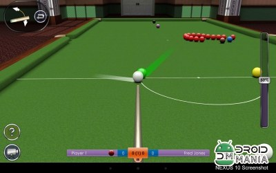 Скриншот Snooker Challenges №3