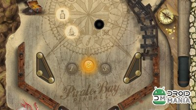 Скриншот Pirate Bay Pinball №1