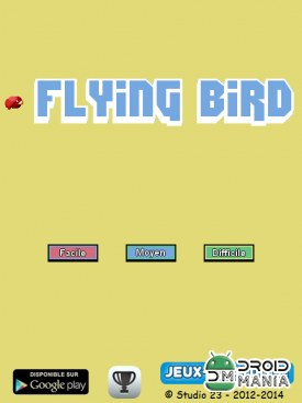Скриншот Flying Bird №1
