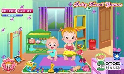 Скриншот Baby Hazel Sibling Care №2