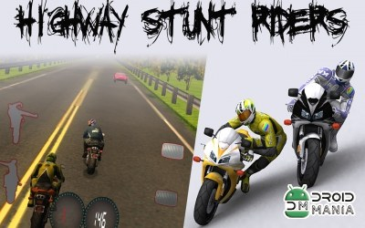 Скриншот Highway Stunts Riders №2