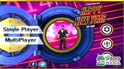 Скриншот Happy New Year: The Game №1