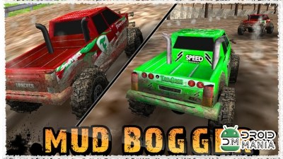 Скриншот Mud Bogger (3D Racing Game) №2