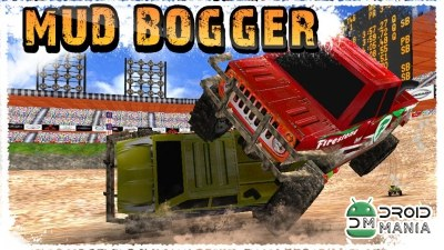 Скриншот Mud Bogger (3D Racing Game) №3