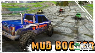 Скриншот Mud Bogger (3D Racing Game) №4