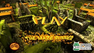 Скриншот The Maze Runner №1