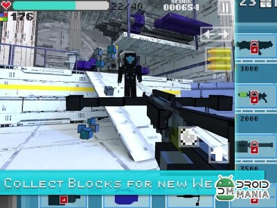 Скриншот Block Gun 3D: Call of Destiny №4