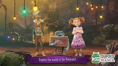 Скриншот The Boxtrolls: Slide 'N' Sneak №2