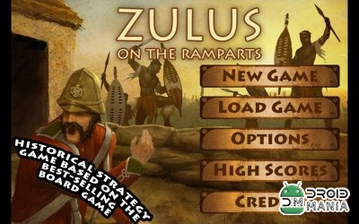 Скриншот Zulus on the Ramparts! №1