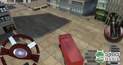 Скриншот Fire Rescue Parking 3D HD / Пожарная служба Парковка 3D HD №2