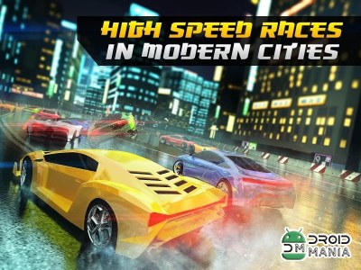 Скриншот High Speed Race: Racing Need №1