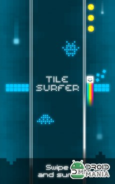 Скриншот Tile Surfer №1