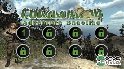 Скриншот Commando Adventure Shooting №1