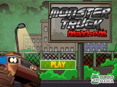Скриншот Monster Truck Mayhem №1