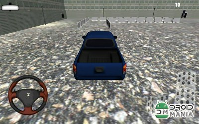 Скриншот Pick-Up Parking 3D №2