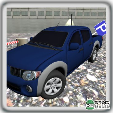 Скриншот Pick-Up Parking 3D №1