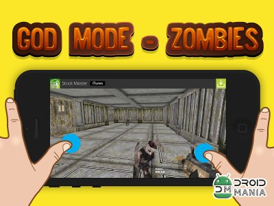 Скриншот Shooter God Mode - Zombies №2