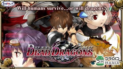 Скриншот RPG Dead Dragons №1