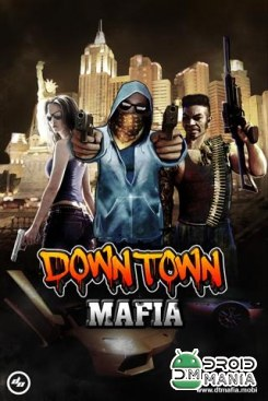 Скриншот DOWNTOWN MAFIA (RPG) - FREE №1