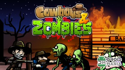 Скриншот Cowboys and Zombies №1